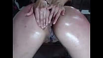 Big booty bitch squirts preview image
