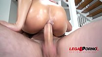 Holly Hendrix Receiving Anal Fucking by Both Genders thumbnail