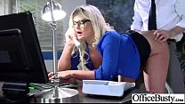 (julie cash) Office Girl With Big Round Tits Like Hardcore Sex vid-22