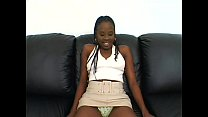 Black teen double penetration