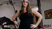 Punishment For Sniffing Stepmoms Panties: Make Mom Cum - VideoMakeLove.Com