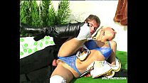 Girls Licking Vaginas ‣ Aliza Gets Fuck in a Terrace thumbnail