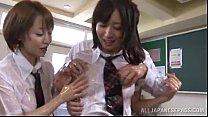 Japonesas aceitadas muuuuuuy ricas preview image