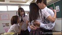 Japonesas aceitadas muuuuuuy ricas thumbnail