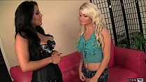 Spicy Latina Kiara Mia and  her hubby went to t...