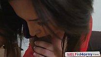 Big Tits Stepmom Cheating With Her Stepson - Danica Dillan thumbnail