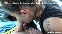 Hithot i • Sucking Cock for the First Time as a Street Whore thumbnail