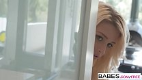 Babes - (Cherie Deville) and (Aubrey Gold) - Wh...