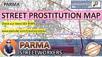 Parma  Italy  Sex Map  Public  Outdoor  Real  R
