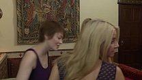 Hot Lesbian Triangle Having Sex - Bree Daniels, Anikka Albrite and Alexis Fawx thumbnail