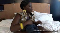 9080 Big Booty Chanel Staxxx gets Fucked in Amateur Black Teen Video preview