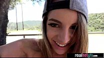 Horny Sexy GF (kimmy granger 3) Hard Style Banged In Front Of Cam clip-17