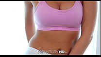 FantasyHD - Hot Teen Alexis Adams does yoga in ...