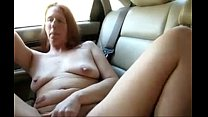 Screenshot 4573494 Saggy Mature Car Masturbation
