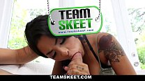 TeamSkeet - Compilation Of Teens Intense Fucking thumbnail