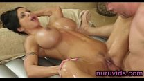 Jewels Jade hot massage and fuck