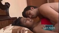దుబాయి లో భర్త ...... ఉహాల్లో  భార్య .... New Swathinaidu Romantic Hot Short Fil preview image