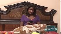 దుబాయి లో భర్త ...... ఉహాల్లో  భార్య .... New Swathinaidu Romantic Hot Short Fil image
