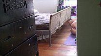 Stepbrother cums in my bedroom - Erin Electra Image