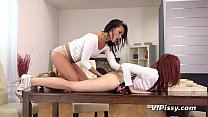 Vipissy - Lesbian piss in mouth and much more Image
