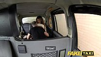 19342 Fake Taxi creampie for rimming tanned babe with tiny pink pussy preview