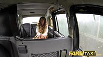 Fake Taxi creampie for rimming tanned babe with tiny pink pussy Vorschaubild