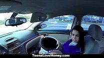 Ada Sanchez - Fundraising Money For A Car Quickie