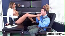 Sex On Cam With Big Melon Tits Office Girl (Layla London) video-17's Thumb