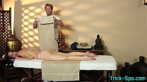 Massaged babe fingered - 69VClub.Com