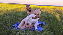 PUBLIC ANAL SEX HOT BLONDE RUSSIAN SWALLOWS WAR...