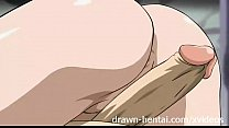 Fairy Tail Hentai - Lucy gone naughty Preview