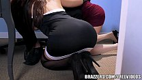 tamil actresssexvideo: Office stocking  threesome thumbnail