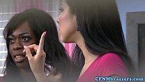 CFNM femdom sorority group thumbnail