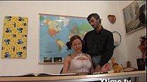 Hot Teacher Giv es A Blow Job To A Worker o A Worker