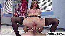 Big Round Juggs Girl (veronica vain) In Office Hard Sex Scene video-30