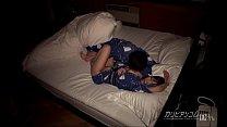 Kimono Girl Fuck In Sleep: Japanese couple thumbnail