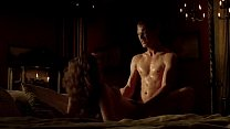 Alice Henley and Simon Woods sex scene in Hbo Rome (better video quality) thumbnail