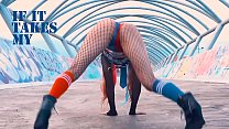 Amazing Harley Quinn Twerk Video