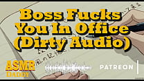 The Boss Makes You Suck His Cock In The Office