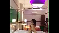 Asian Girl Show Cam In Bathroom