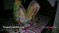 Hot Telugu Aunty Sex In Nighty Late Nigh Bedroom Fucking