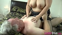Granny gets pussy pounded pornhub video