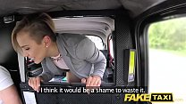 Fake Taxi Cute petite teen gets free ride Thumbnail