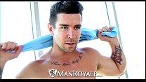 ManRoyale Aggressive anal fuck with Josh Stone ...