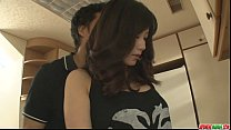 Hot milf Manami Komukai best blowjob ever thumb
