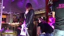 spanish pornstar orgy on stage