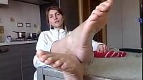 My Aunt Soles Feet 2