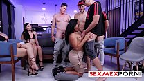sexmexporn.com sexmex reality tv quarantine with Gali Diva