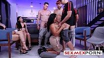 sexmexporn.com sexmex reality tv quarantine with Gali Diva