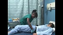 Asian guy fucks Black girl in hospital ( Japanese AMBW ) thumbnail